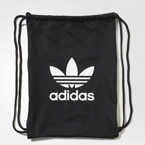 Adidas Trefoil Logo Gymsack / Drawstring Backpack